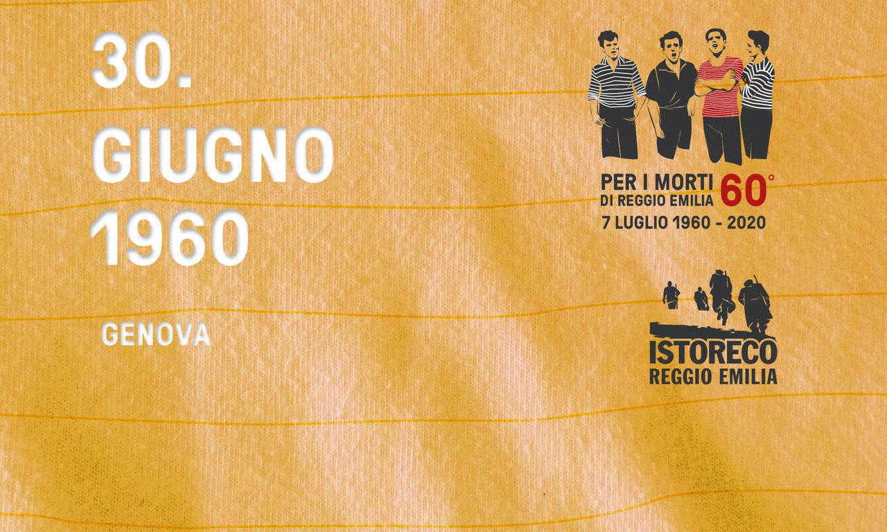 Per i morti di Reggio Emilia – Genova