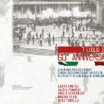 60° anniversario dei Morti di Reggio Emilia – Il programma ufficiale