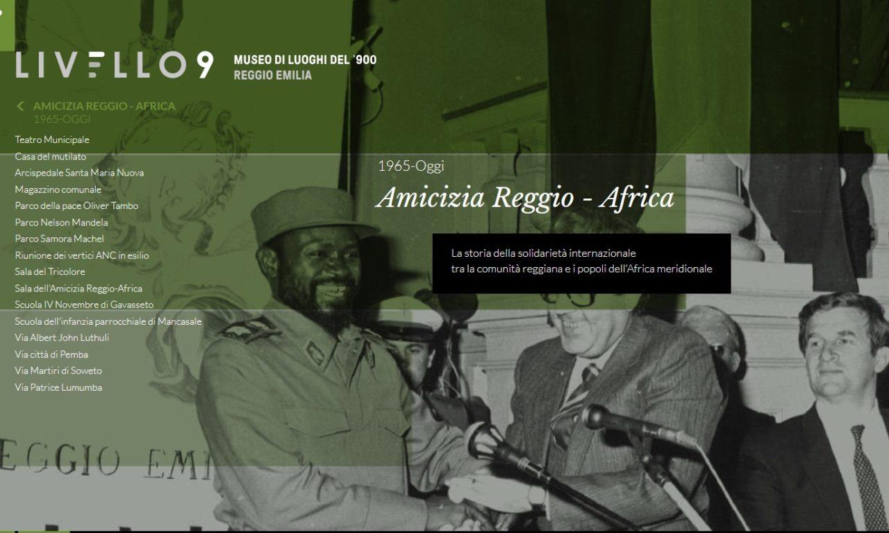 25 e 26 giugno: due giornate per ricordare l'amicizia tra Reggio e l'Africa