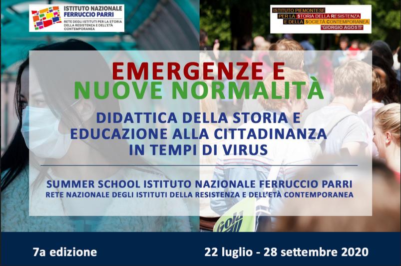 Summer School Parri 2020 – 7a Edizione