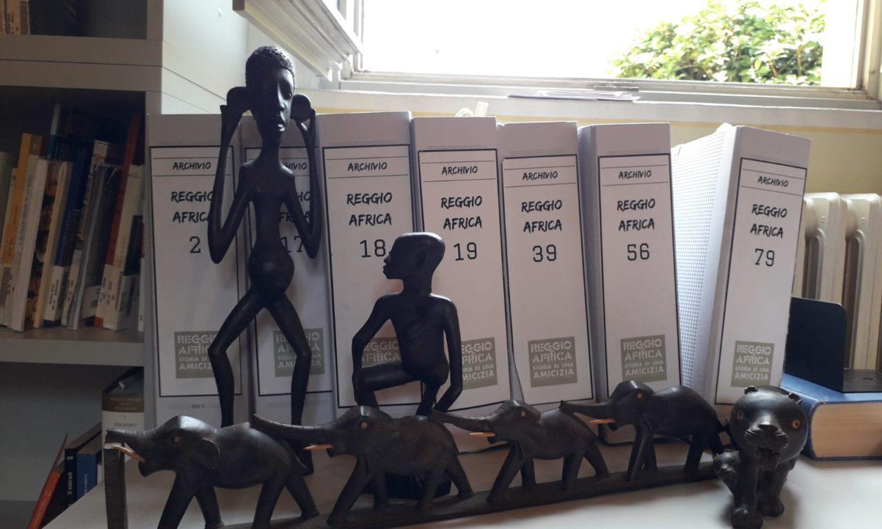 Un nuovo arrivo per il fondo Africa: l'archivio Misiano Barbieri