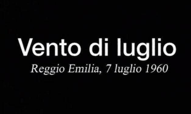 """""""Vento di luglio"""" – Il documentario di Paolo Bonacini sul 7 Luglio 1960"""