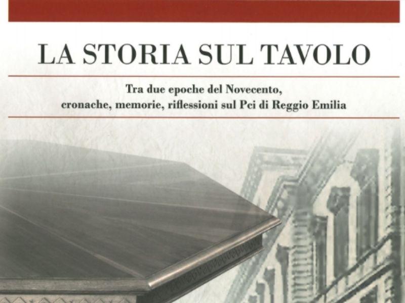 """Presentazione del libro """"La storia sul tavolo"""" al Ginepro di Castelnovo Monti"""
