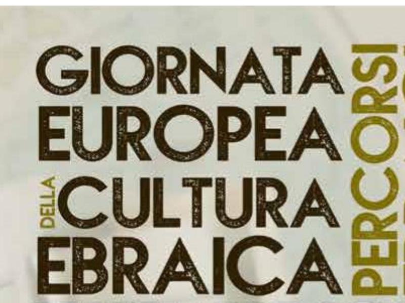 Giornata della Cultura Ebraica a Reggio Emilia