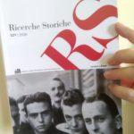 RS-Ricerche Storiche 129/2020