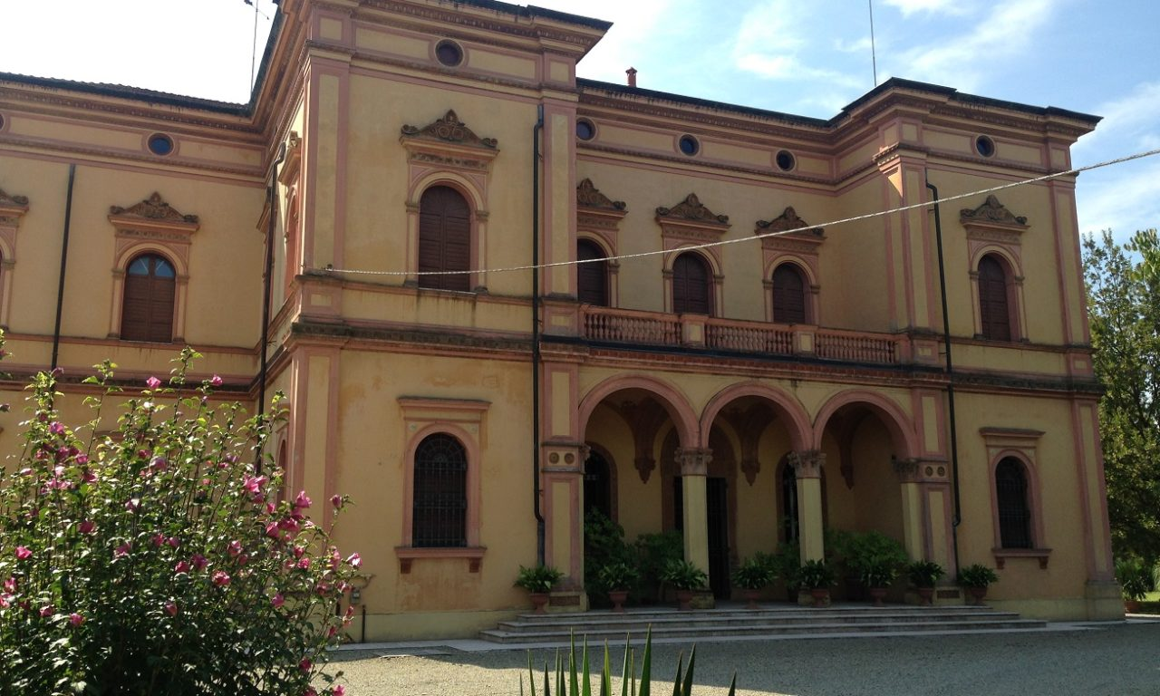 Due passi nella storia: visita a Villa Emma a Nonantola