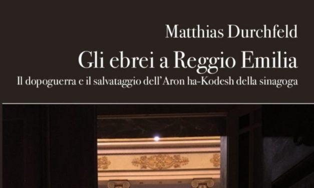 """Presentazione del libro """"Gli ebrei a Reggio Emilia"""" al Multiplo di Cavriago"""