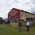 Inaugurato il Cantiere Resistente di Casa Manfredi a Villa Sesso