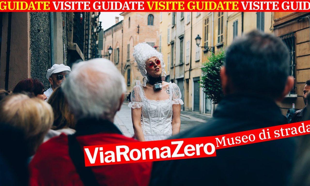 """Inaugurazione """"Via Roma Zero"""""""