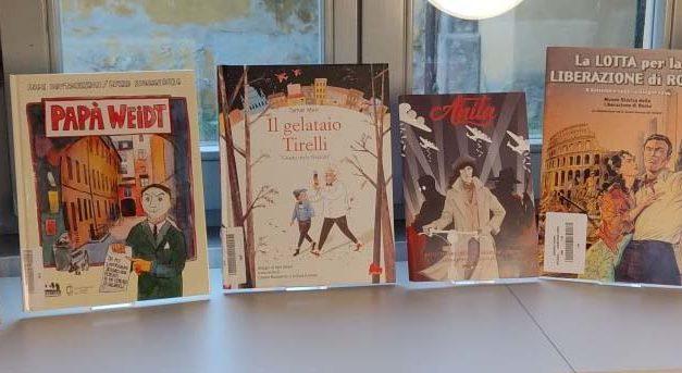 Storia a Fumetti e Libri illustrati: l'offerta della Biblioteca Ettore Borghi