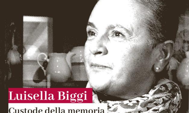 Luisella Biggi, Custode della memoria