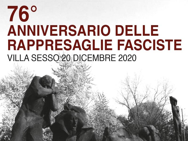 76° anniversario delle rappresaglie fasciste di Villa Sesso