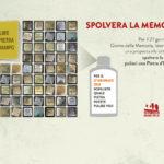 Spolvera la Memoria: adotta una pietra d'inciampo reggiana!