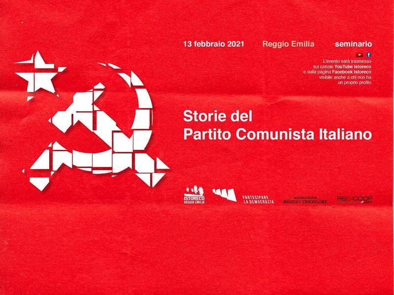 Storie del Partito Comunista Italiano – Seminario online