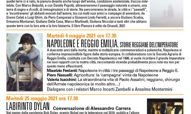 """Il nuovo trimestre"""" di iniziative culturali della LUC tra Dante, Napoleone, la nostra Pianura"""