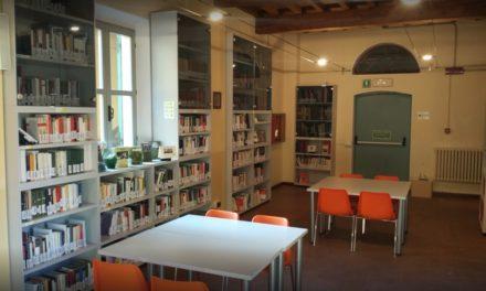 Gli orari della biblioteca Ettore Borghi sino a giugno
