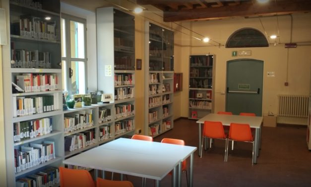 Gli orari della biblioteca Ettore Borghi, attiva su prenotazione