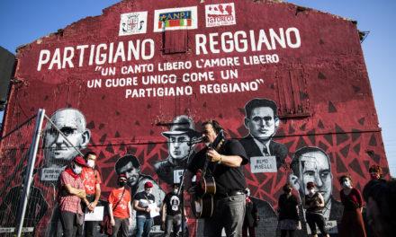 Abbracciamo Casa Manfredi e il suo murales – Il racconto della giornata