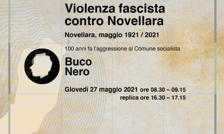 Buco Nero: Violenza squadrista a Novellara