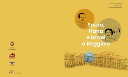 Presentazione del volume Sauro, Hana e Israel a Reggiolo