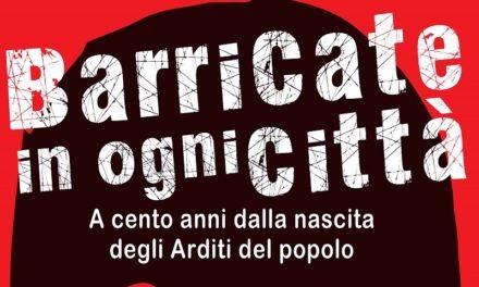 Barricate in ogni città: A cento anni dalla nascita degli Arditi del popolo – Convegno on-line