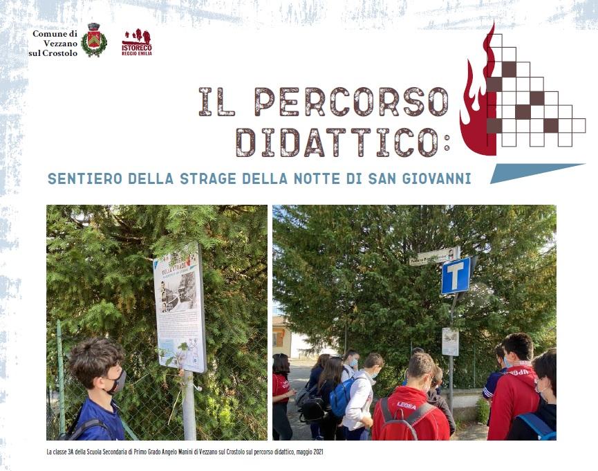 """Il percorso didattico """"Sentiero della Strage della Notte di San Giovanni"""""""