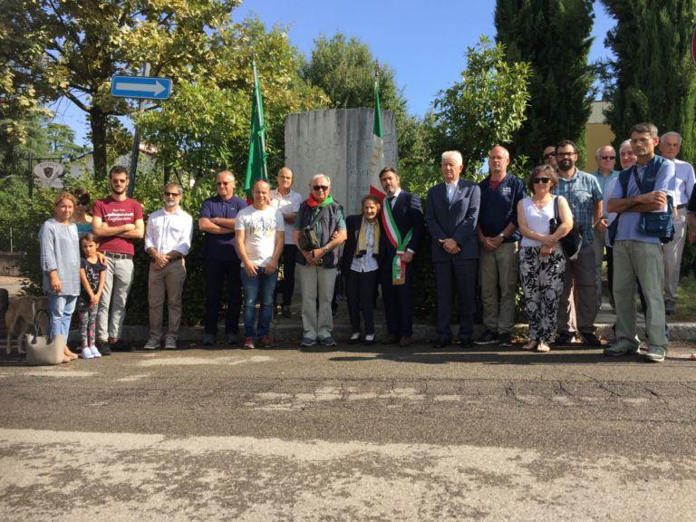Albinea ricorda i soldati antifascisti tedeschi morti nell'agosto 1944