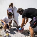 Guastalla, posata la pietra d'inciampo per Aldo Munari