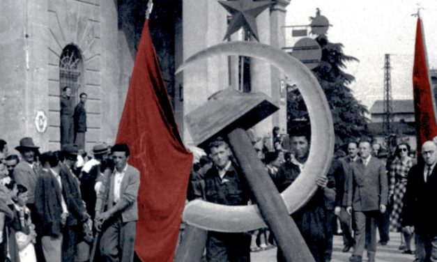 """Inaugurazione mostra per i 100 anni di PCI: """"Partecipare la democrazia. Storia del Partito Comunista in Emilia Romagna"""""""