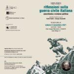 """""""1921-2021: riflessioni sulla guerra civile italiana"""""""
